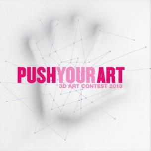 Palais de Tokyo i Orange pozivaju mlade umjetnike do 35 godina starosti da se, do 14. siječnja 2013., prijave za sudjelovanje u natječaju PushYourArt, koji povezuje umjetnost i nove tehnologije.