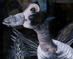 U riječkoj Galeriji Kortil, u petak, 15. veljače, u 19 sati, otvara se izložba Nives Kavurić Kurtović - 'Pola stoljeća nakon/Ništiti ništavnost'