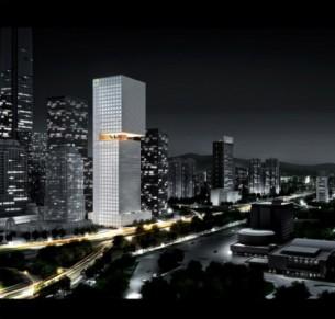 Poslovni partneri David Gianotten i Rem Koolhaas voditelji su projekta.