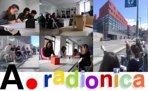 Godišnja izložba radova A.radionice održava se 6.lipnja 2013. u 19.00h.