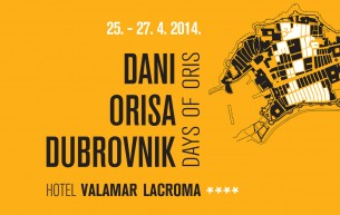 od 25. do 27. travnja 2014.
