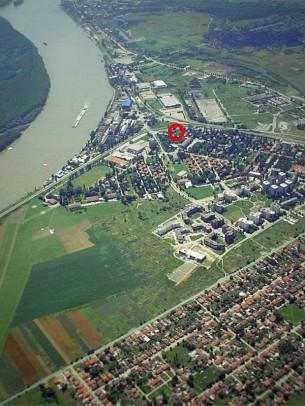 idejno arhitektonsko-urbanističko rješenje Interkulturnog programa predškole i osnovne škole 'Dunav' te školske sportske dvorane u Vukovaru, 9. srpnja 2015. - 7. rujna 2015.