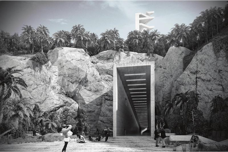 muzil_Eingang Turm von Meer