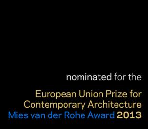 Na prijedlog Stručnog savjeta Udruženja hrvastkih arhitekata, Hrvatska komora arhitekata objavljuje nominacije za nagradu Mies van der Rohe.